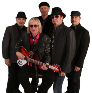 Petty Fever Band 2016 with no background